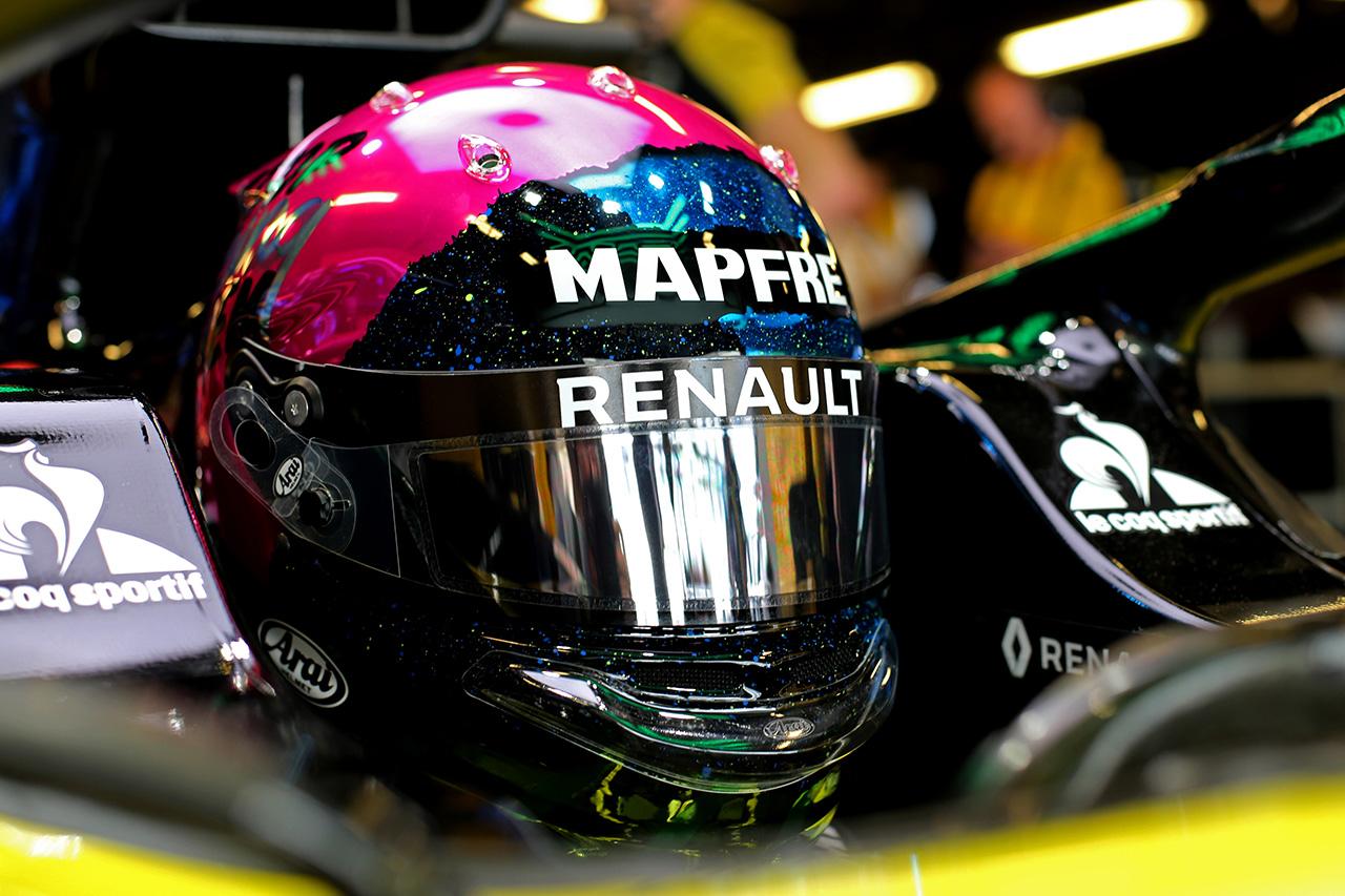 ダニエル・リカルド 「トロロッソの速さはルノーに緊張を生み出している」 / F1アブダビGP 初日