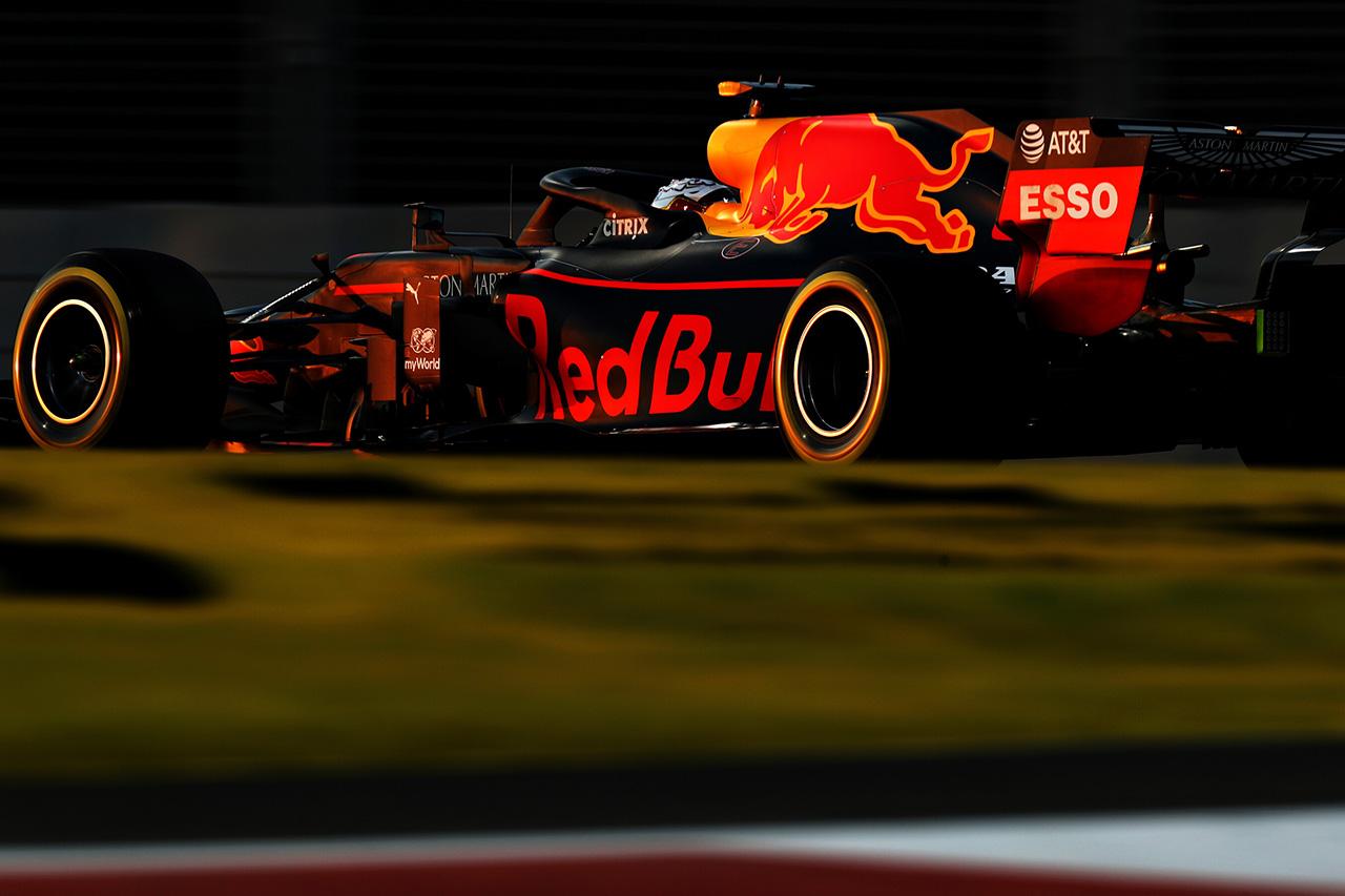 シャルル・ルクレール 「レッドブル・ホンダの方がタイムを持っている」 / F1アブダビGP 初日