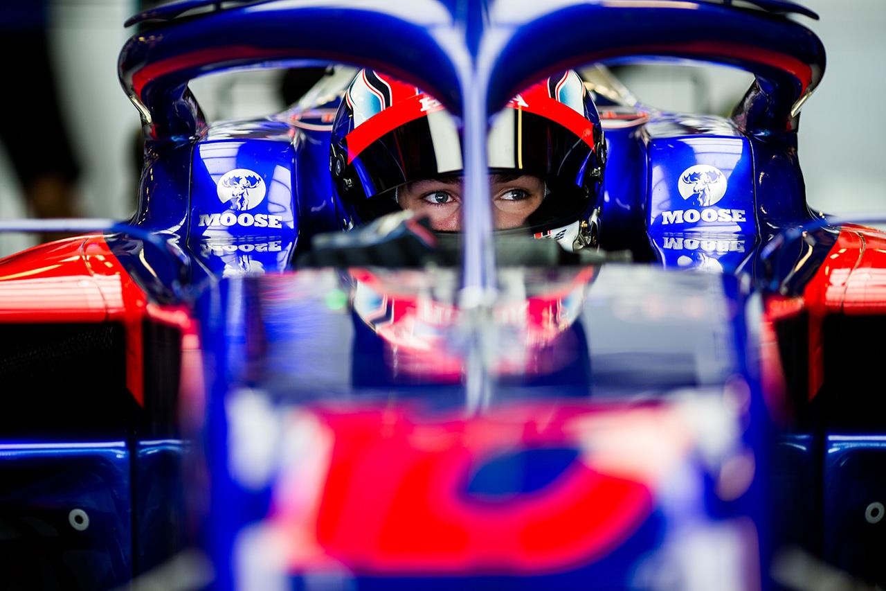 ピエール・ガスリー 「トップ10圏内で終えられたのはポジティブ」 / トロロッソ・ホンダ F1アブダビGP 初日