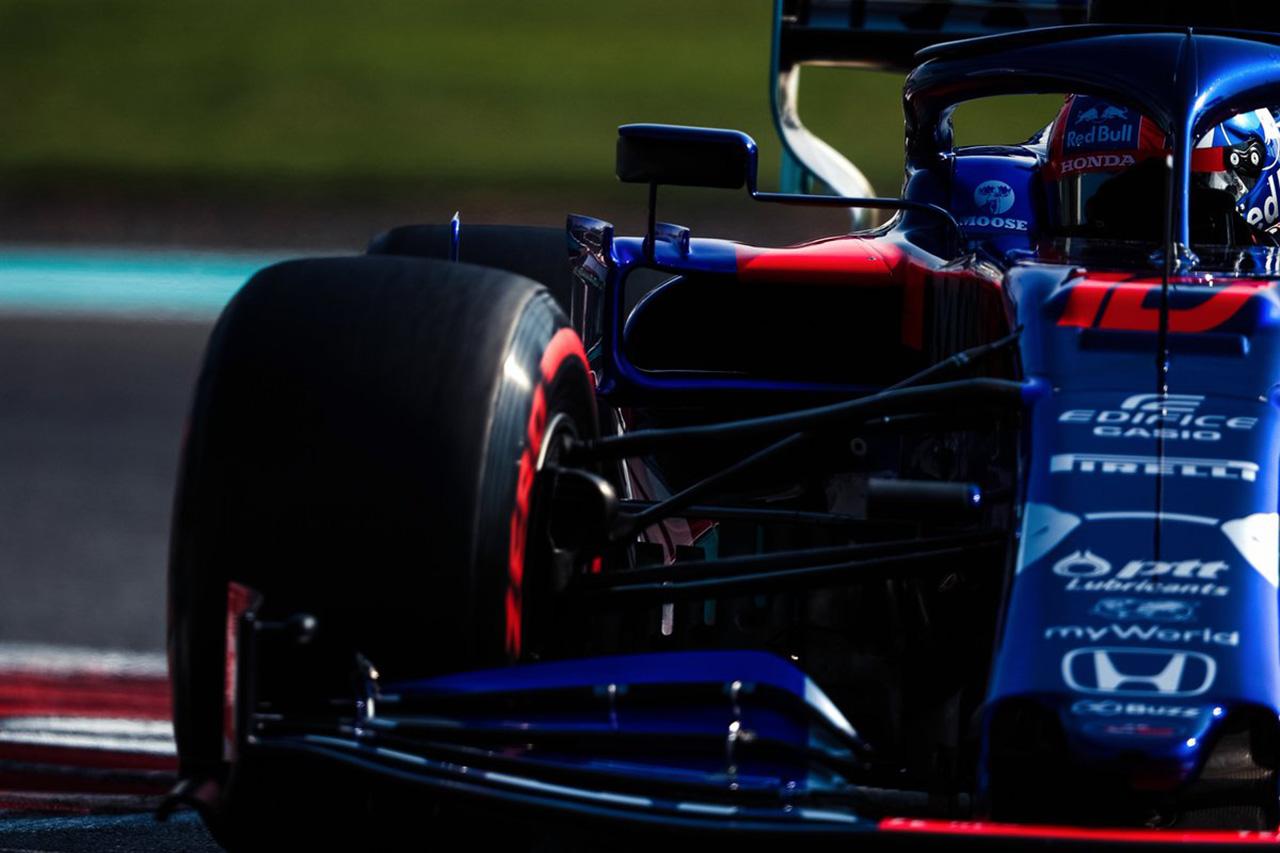 F1アブダビGP 予選Q2 結果