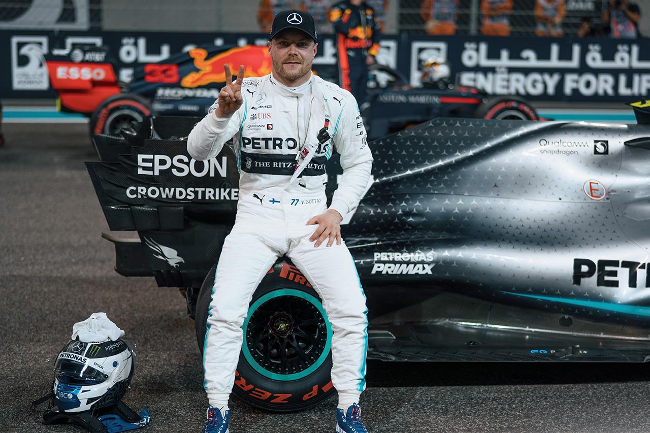 バルテリ・ボッタス 「レースに焦点を当てて多くのことを妥協してきた」 / メルセデス F1アブダビGP 予選
