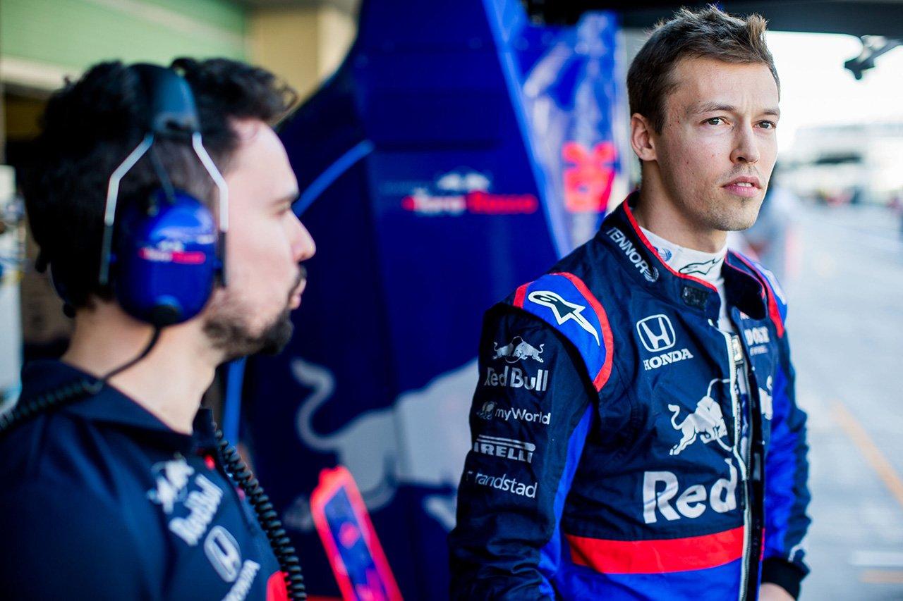 ダニール・クビアト 「マシンのベストな状態をつかむことができなかった」 / トロロッソ・ホンダ F1アブダビGP 予選