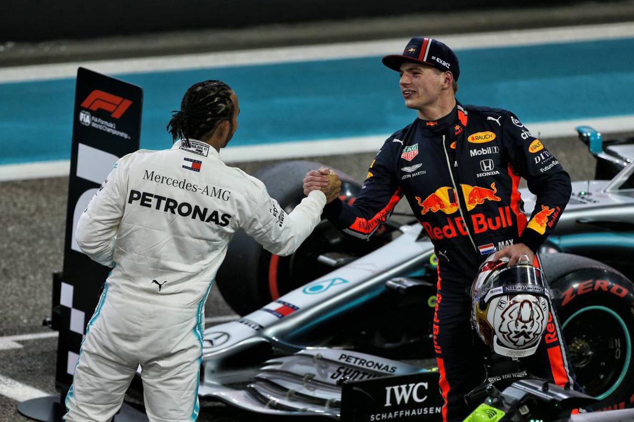 ルイス・ハミルトン 「フェルスタッペンとのバトルを楽しみにしている」 / メルセデス F1アブダビGP 予選