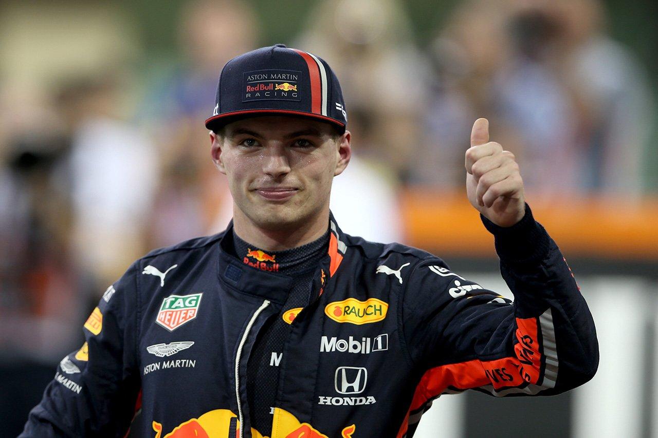 マックス・フェルスタッペン 「最終セクターで少しだけ苦しんでいる」 /  レッドブル・ホンダ F1アブダビGP 予選