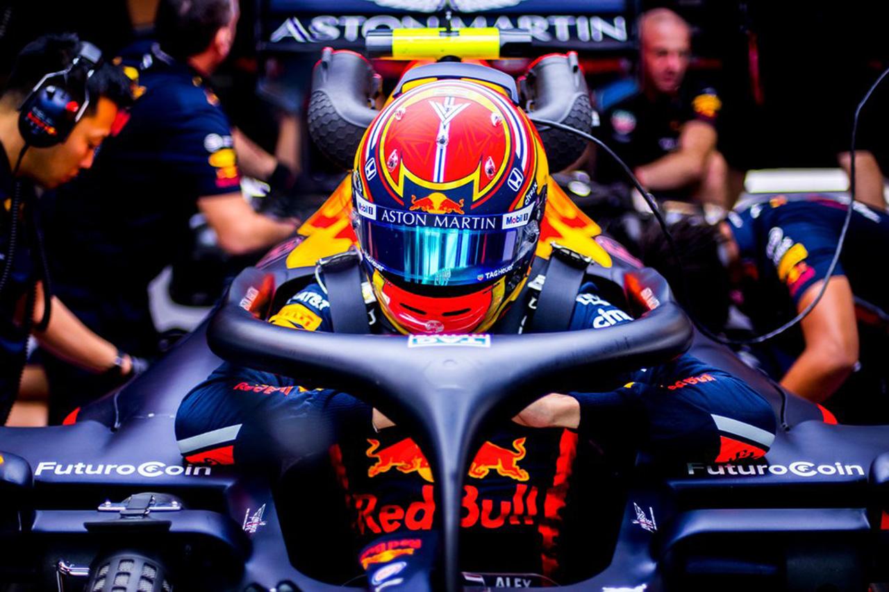 アレクサンダー・アルボン 「2020年が今から待ち遠しくて仕方がない」 / レッドブル・ホンダ F1アブダビGP