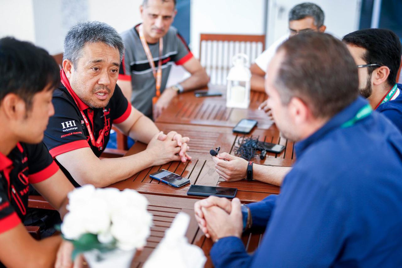 ホンダF1 山本雅史 「F1から撤退を検討しているとの報道は的外れ」