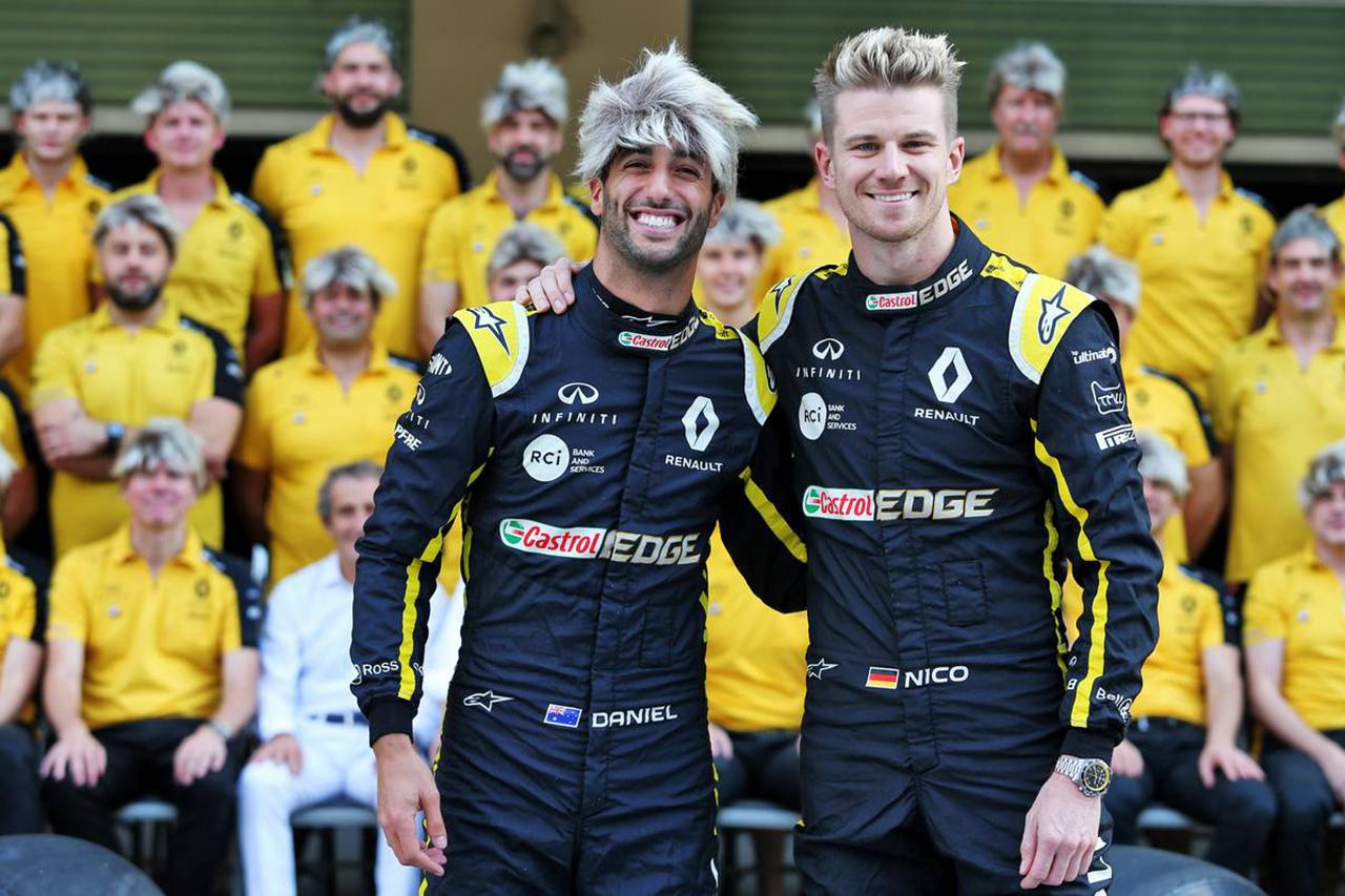 F1ラストレースのニコ・ヒュルケンベルグがDriver Of The Dayに選出