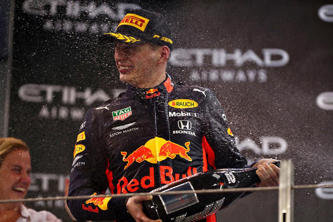 レッドブルF1代表 「ホンダF1とひとつのチームとして誇れる偉業」 / F1アブダビGP