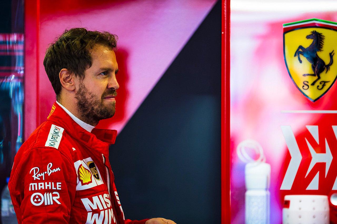 セバスチャン・ベッテル 「今年は望んでいたような1年ではなかった」 / フェラーリ F1アブダビGP