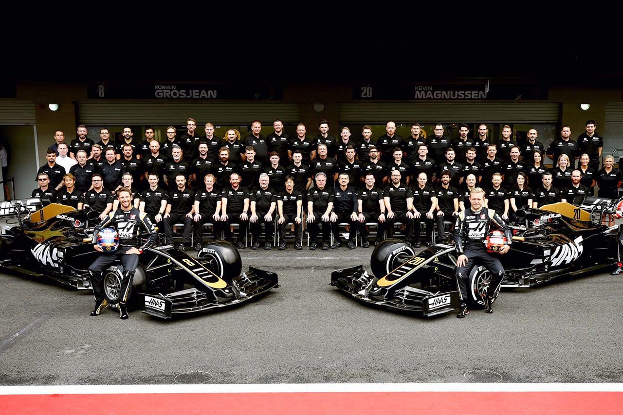 ハースF1チーム