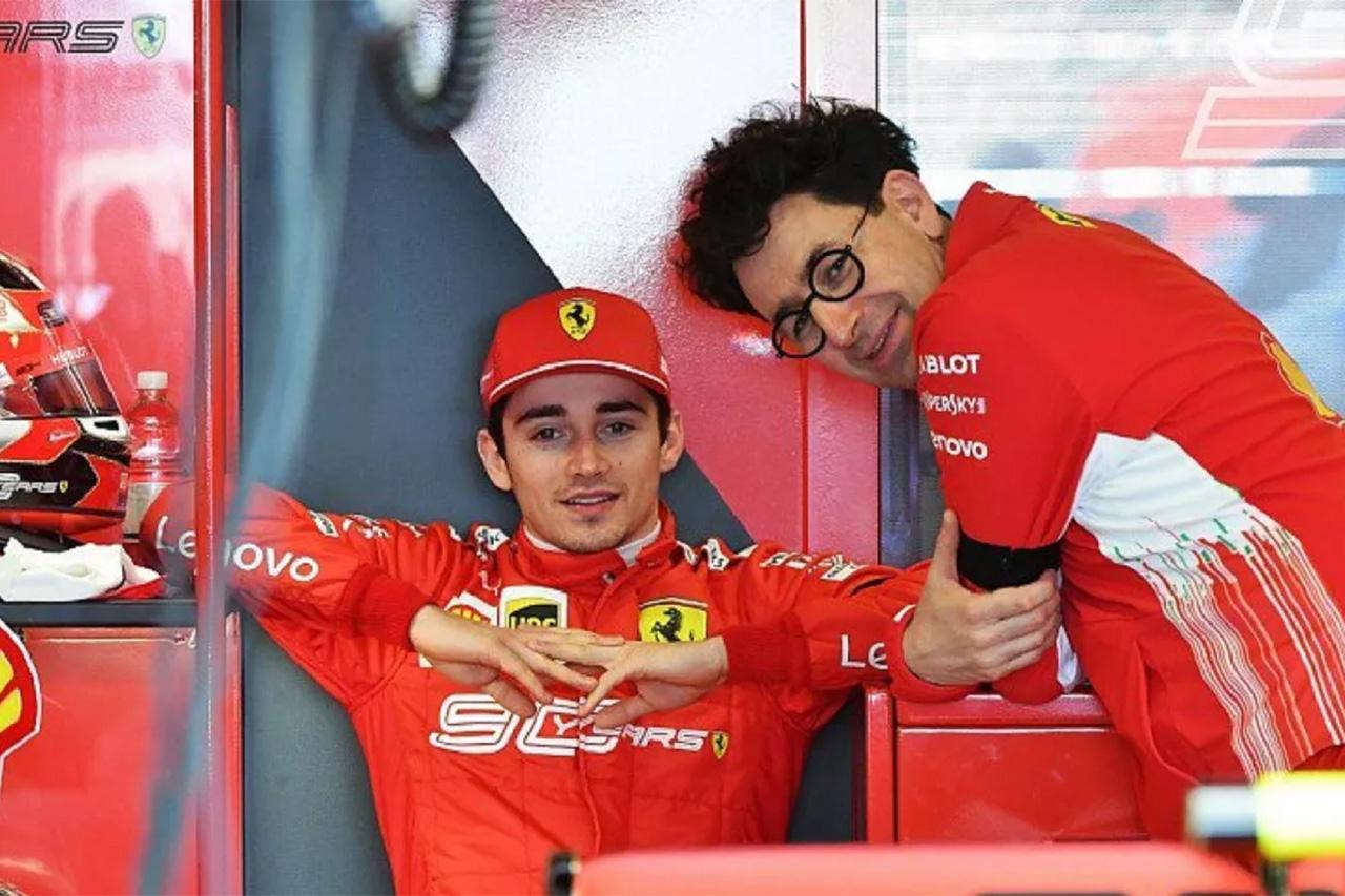「フェラーリは初年度のルクレールの扱いを誤った」とヴィルヌーヴ