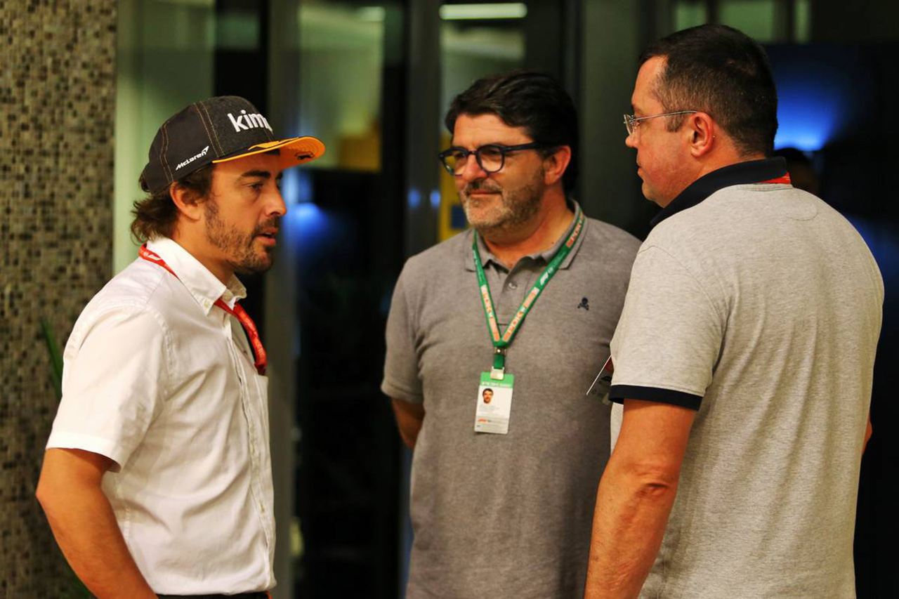 フェルナンド・アロンソ、F1復帰する際はルノーから?