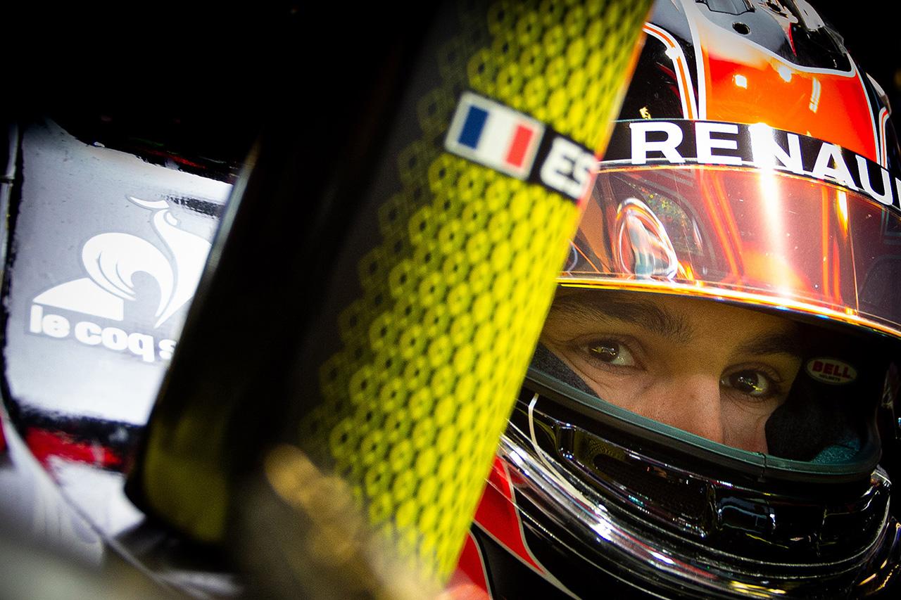 エステバン・オコン、ルノーF1と初仕事「この日を待ちわびていた」