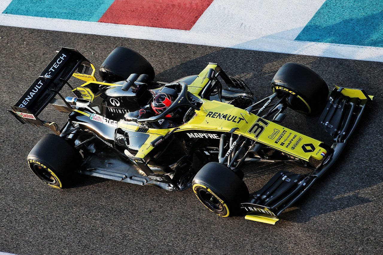 エステバン・オコン 「ルノーF1チームとの非常にエキサイティングな初日」