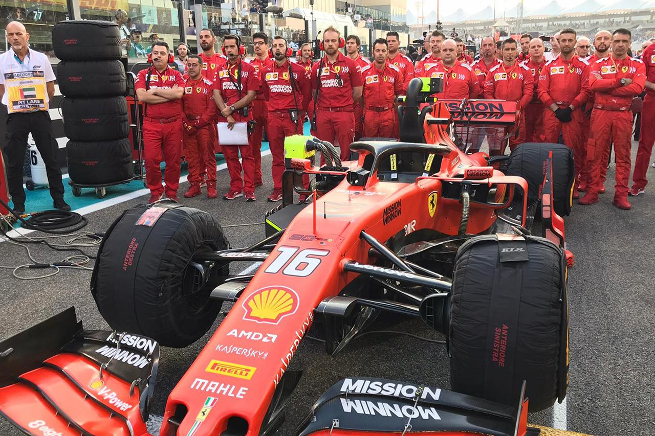 「フェラーリの燃料量違反が事故なはずない」とヨス・フェルスタッペン