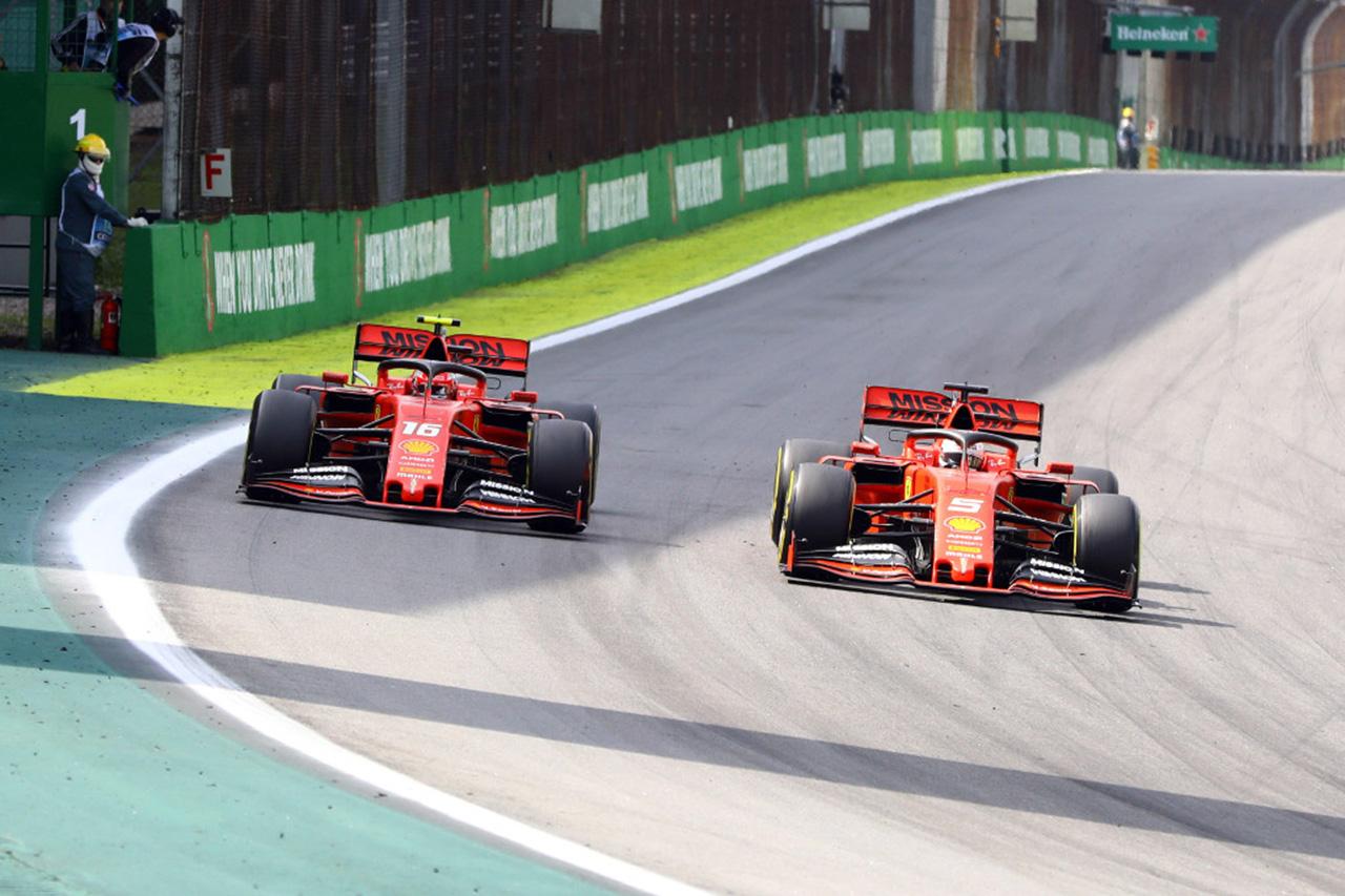 フェラーリF1代表 「マシンを設計した段階で今シーズンは負けていた」