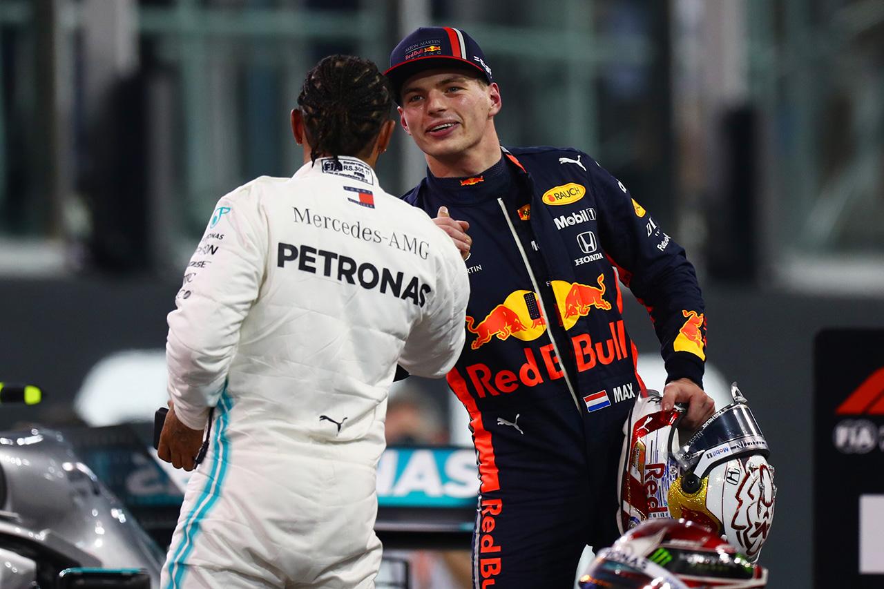 「フェルスタッペンはハミルトンを凌駕している」と元F1ドライバー