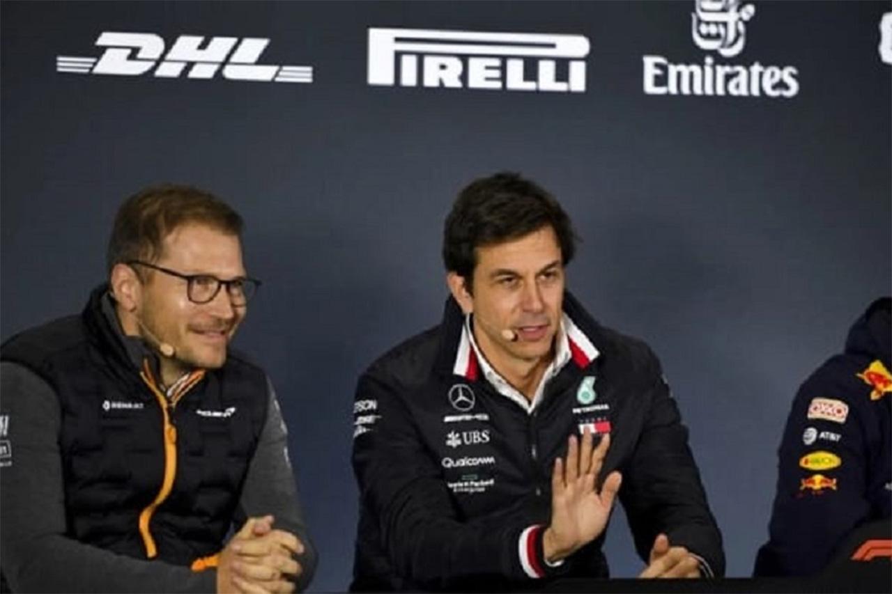 メルセデスF1代表 「2020年は3強+マクラーレンの戦いになる」