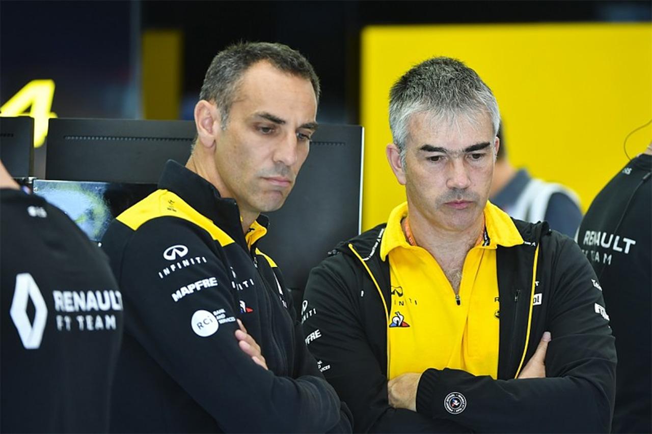 ルノーF1チーム、ニック・チェスターの離脱を発表