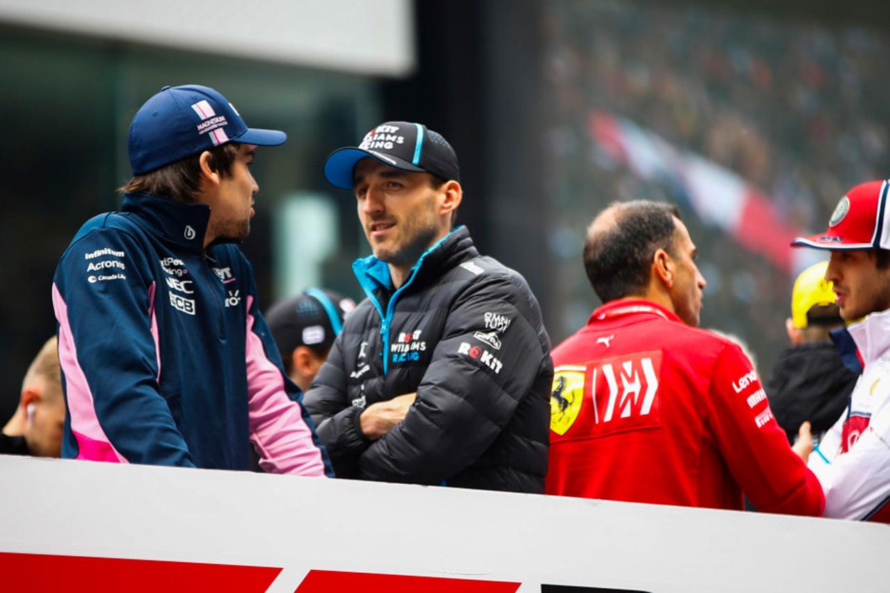 ロバート・クビサ、ハースからオファーを断ってレーシングポイント加入?