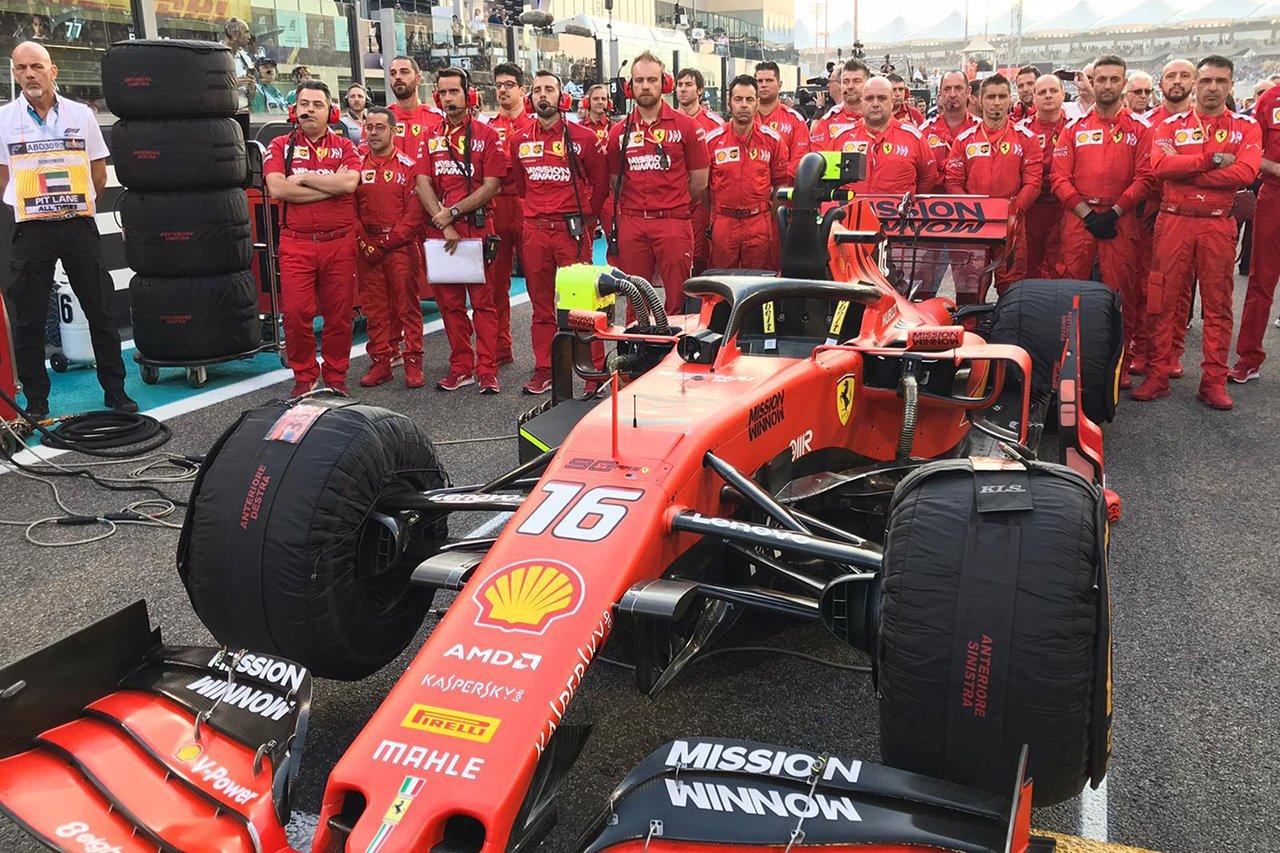 「フェラーリの燃料量違反が罰金600万円は冗談が過ぎる」とレッドブル