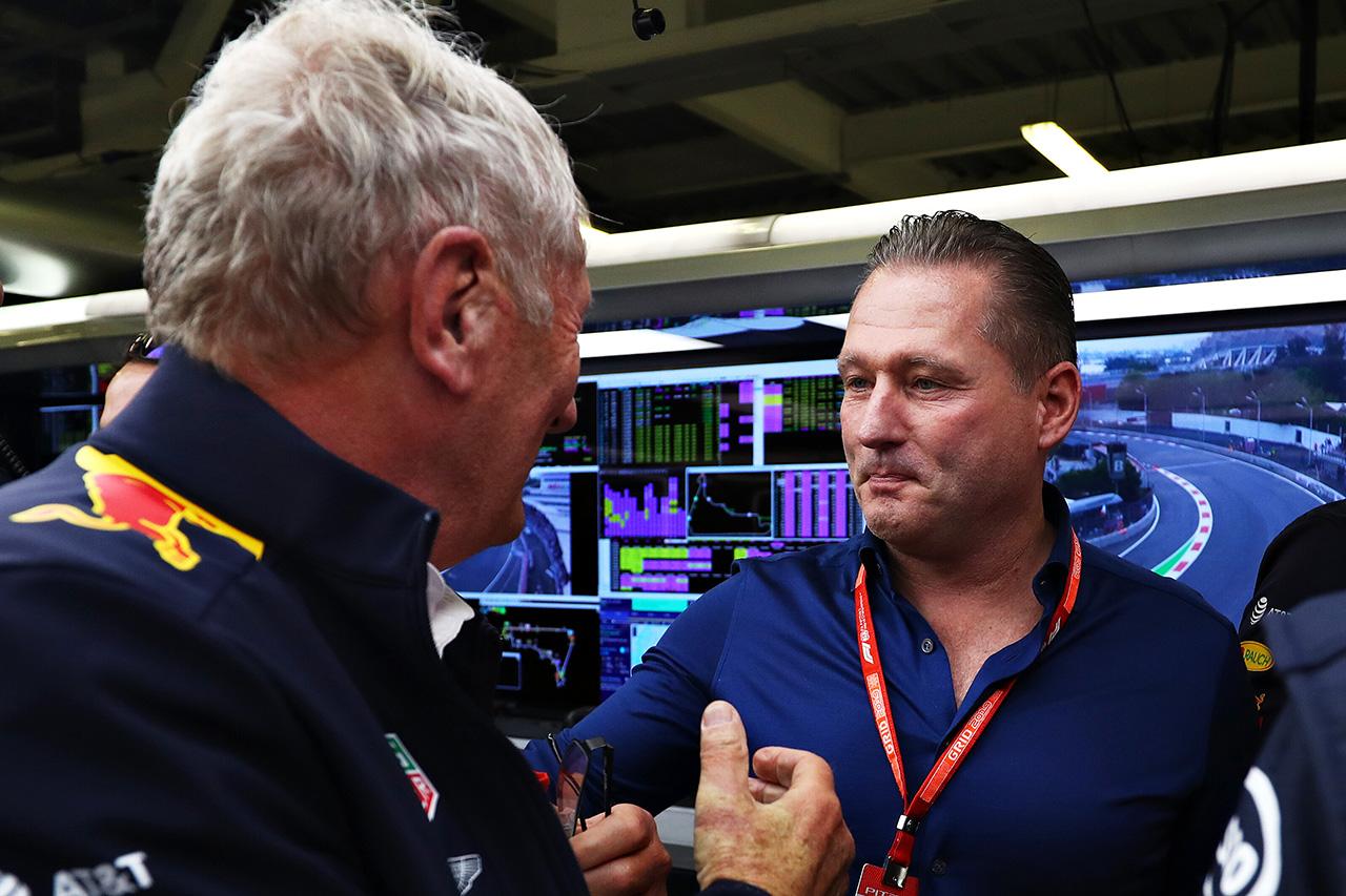 F1オランダGP主催者 「チェッカーはヨス・フェルスタッペンが適任」