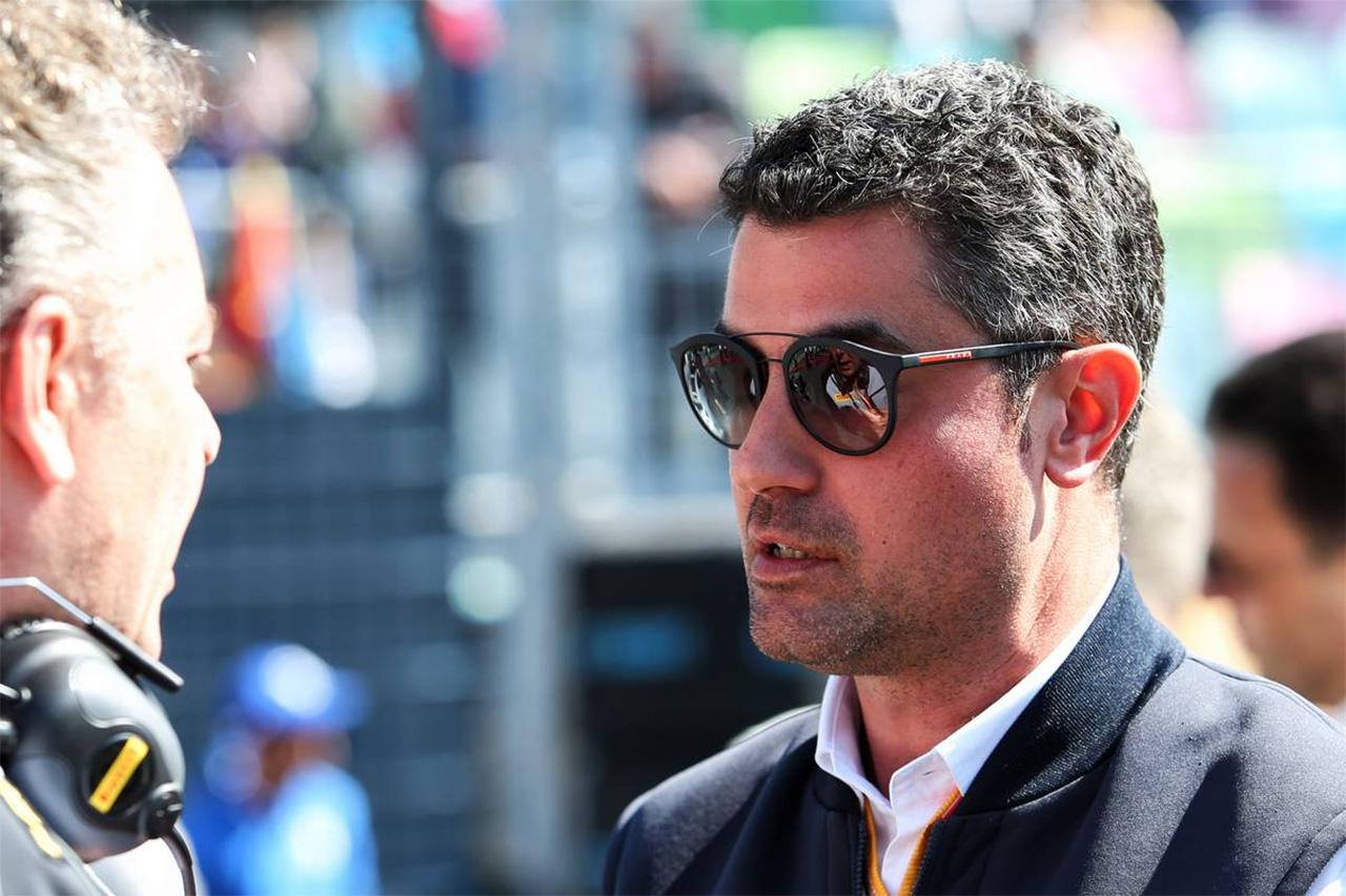 マイケル・マシ 「F1レースディレクターの役割を楽しんている」