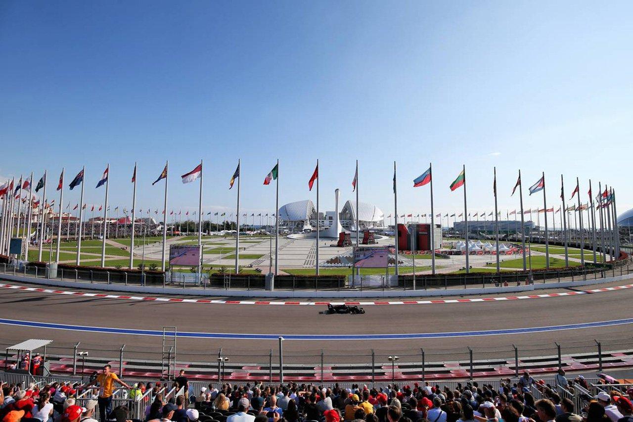 F1ロシアGP主催者 「ドーピング問題への制裁の影響は受けない」