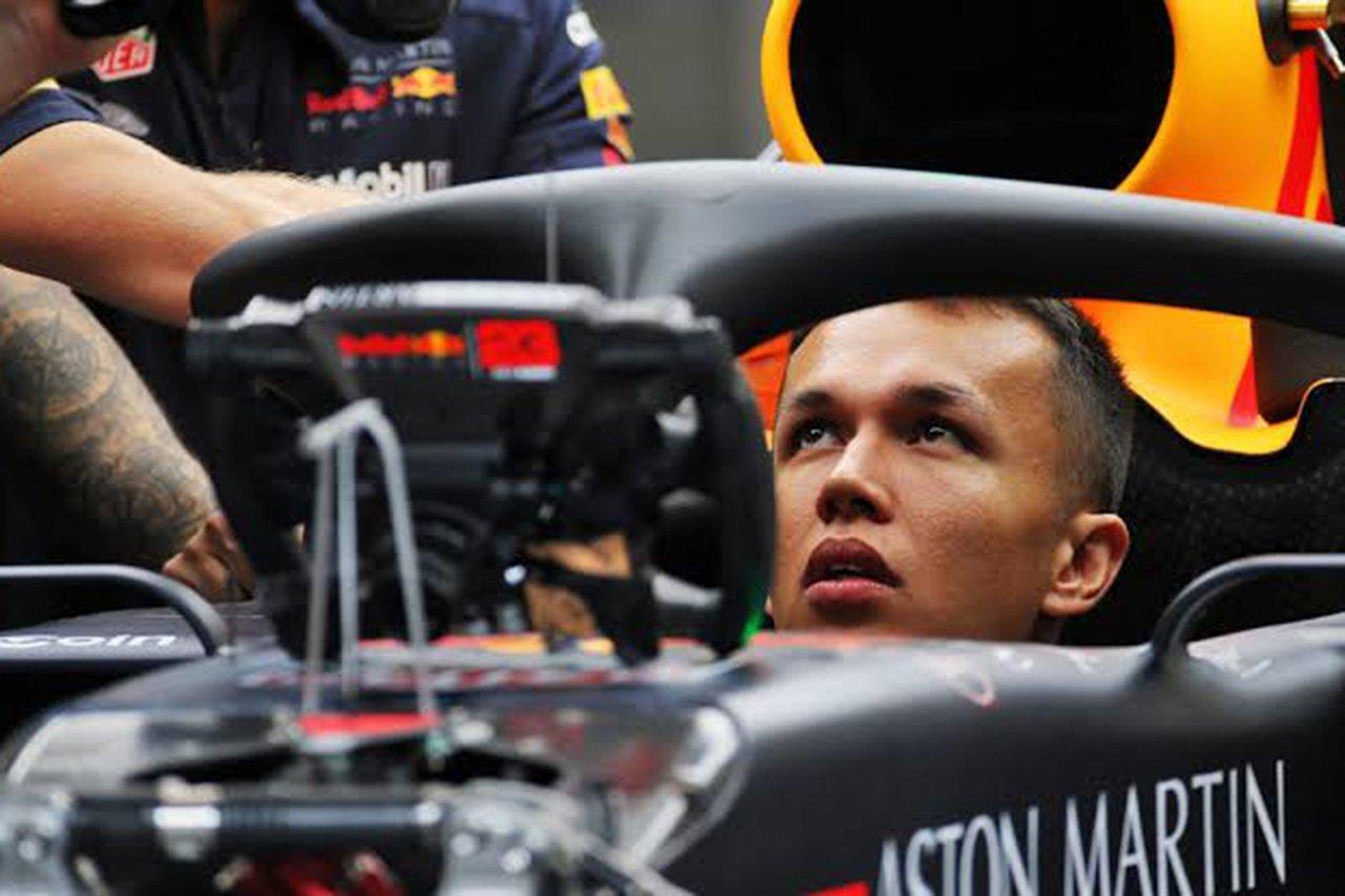 レッドブルF1代表 「アルボンがF1デビューイヤーだったことを忘れがち」