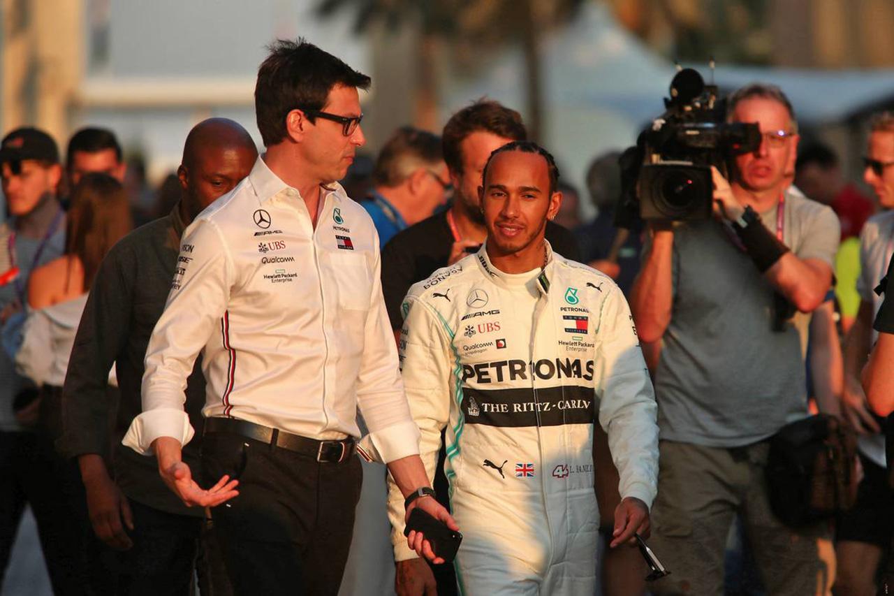 「ハミルトンはフェラーリF1移籍に傾いているはず」とエディ・ジョーダン