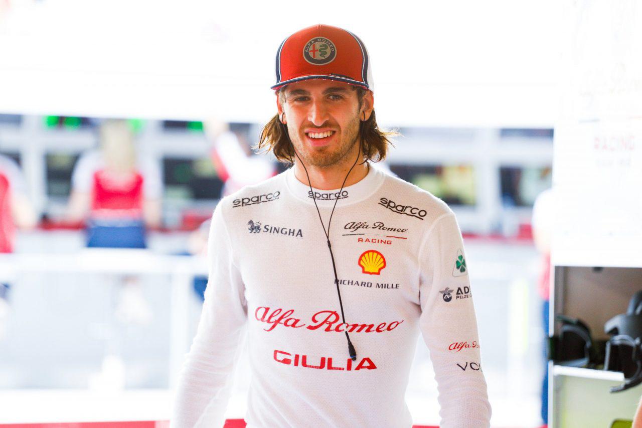 「アントニオ・ジョビナッツィはフェラーリF1に昇格するにはまだ早い」