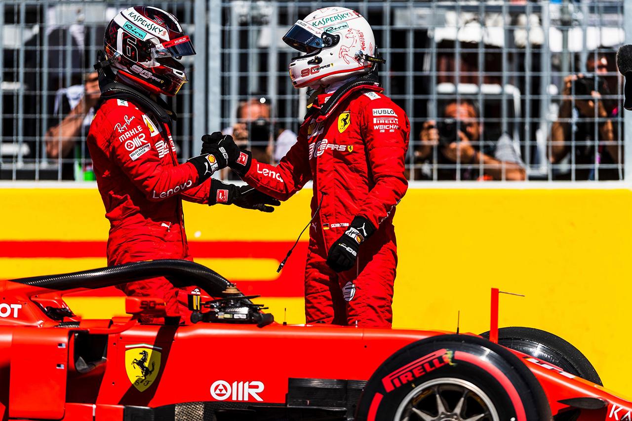 セバスチャン・ベッテル 「F1ドライバーはXマスカードに返事をくれない」