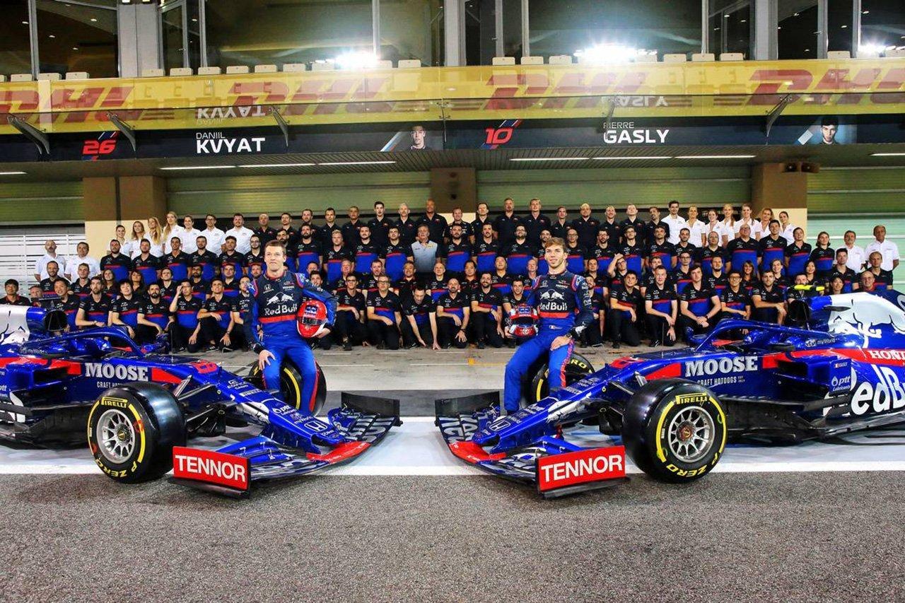 トロロッソ 歴代F1マシン