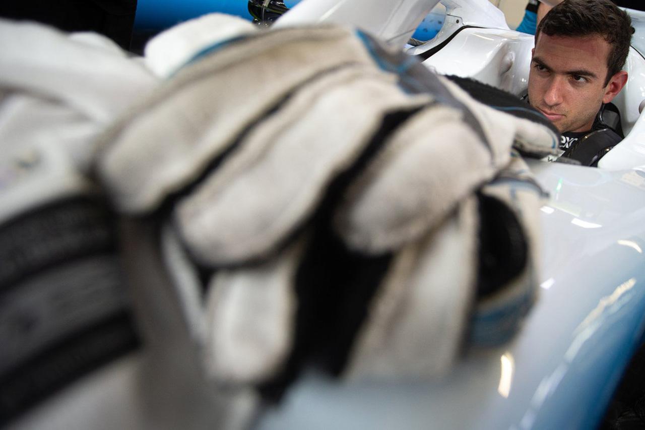 ニコラス・ラティフィ 「F1にステップアップする準備は万全」