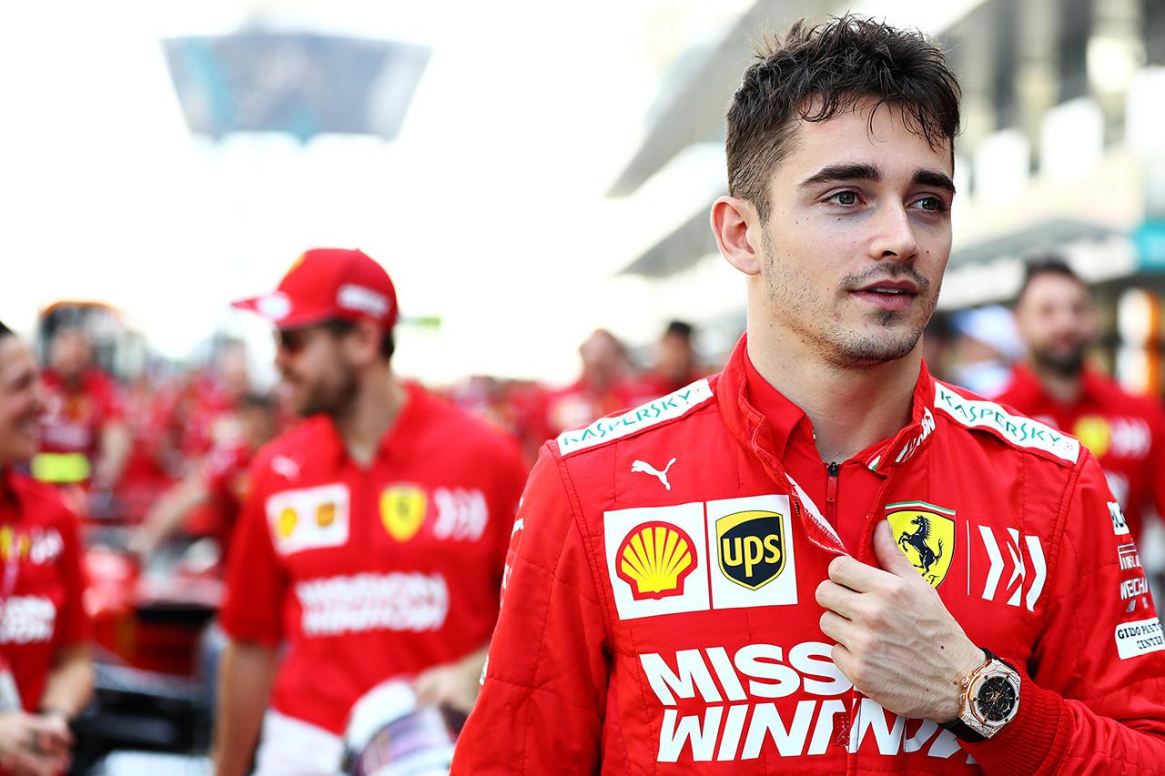 シャルル・ルクレール、フェラーリF1との新契約で年俸は3倍にアップ