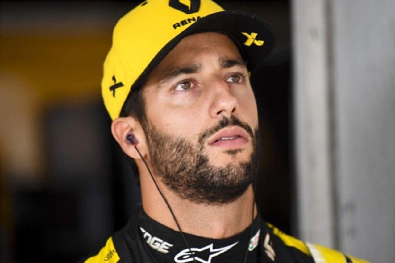 ミカ・ハッキネン 「ルノーF1のダニエル・リカルドを見るのは残念」