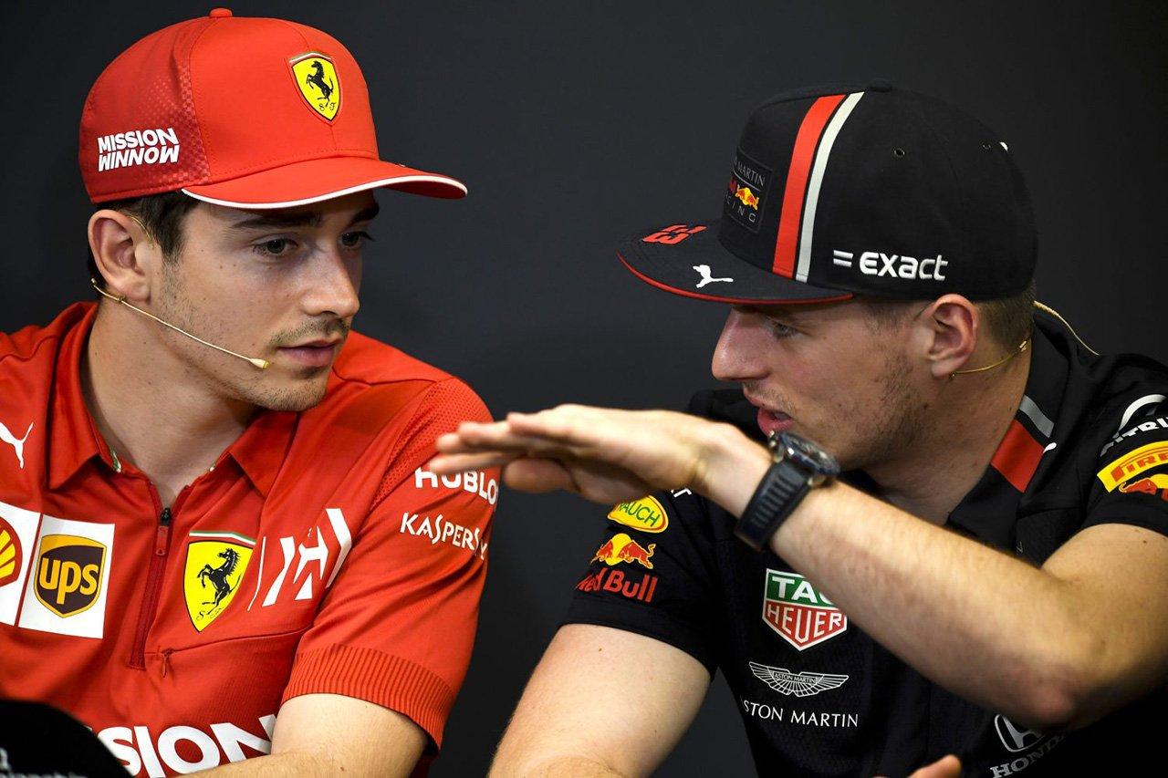 「フェルスタッペンはルクレールよりも速い」 F1解説者の意見は一致