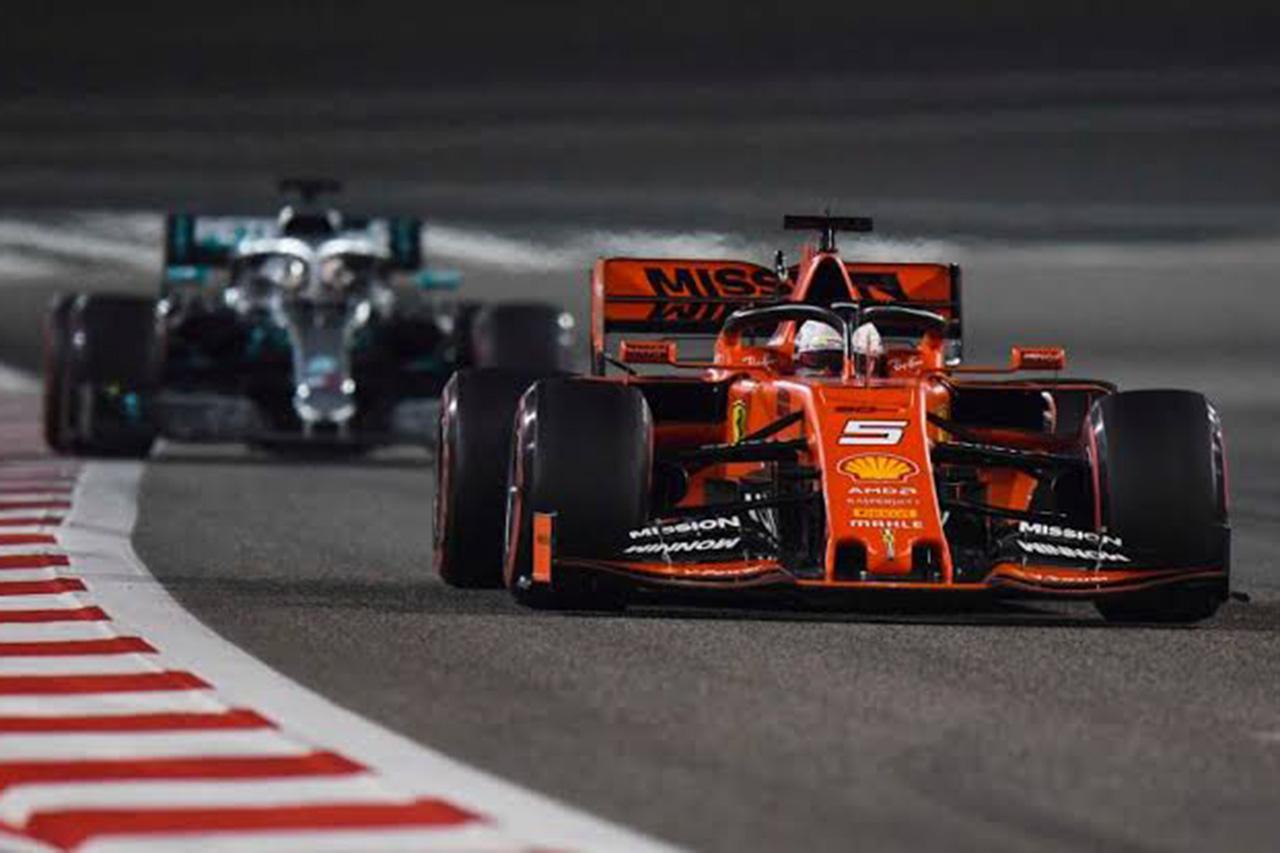 メルセデス 「2019年のF1エンジンではフェラーリが優位だった」