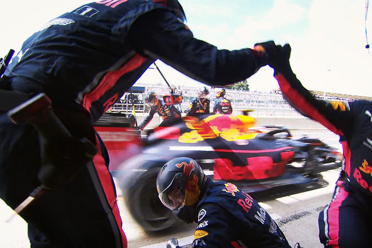 【動画】 レッドブル・ホンダ、史上最速F1ピットストップを連続更新