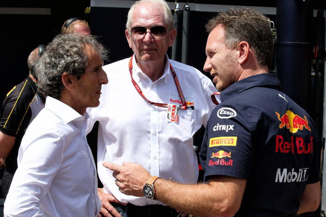 レッドブル 「ルノーF1の問題はアラン・プロストでも変えられない」