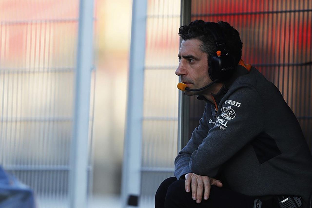 マクラーレンF1、アンドレア・ステラがレーシングディレクターに昇進