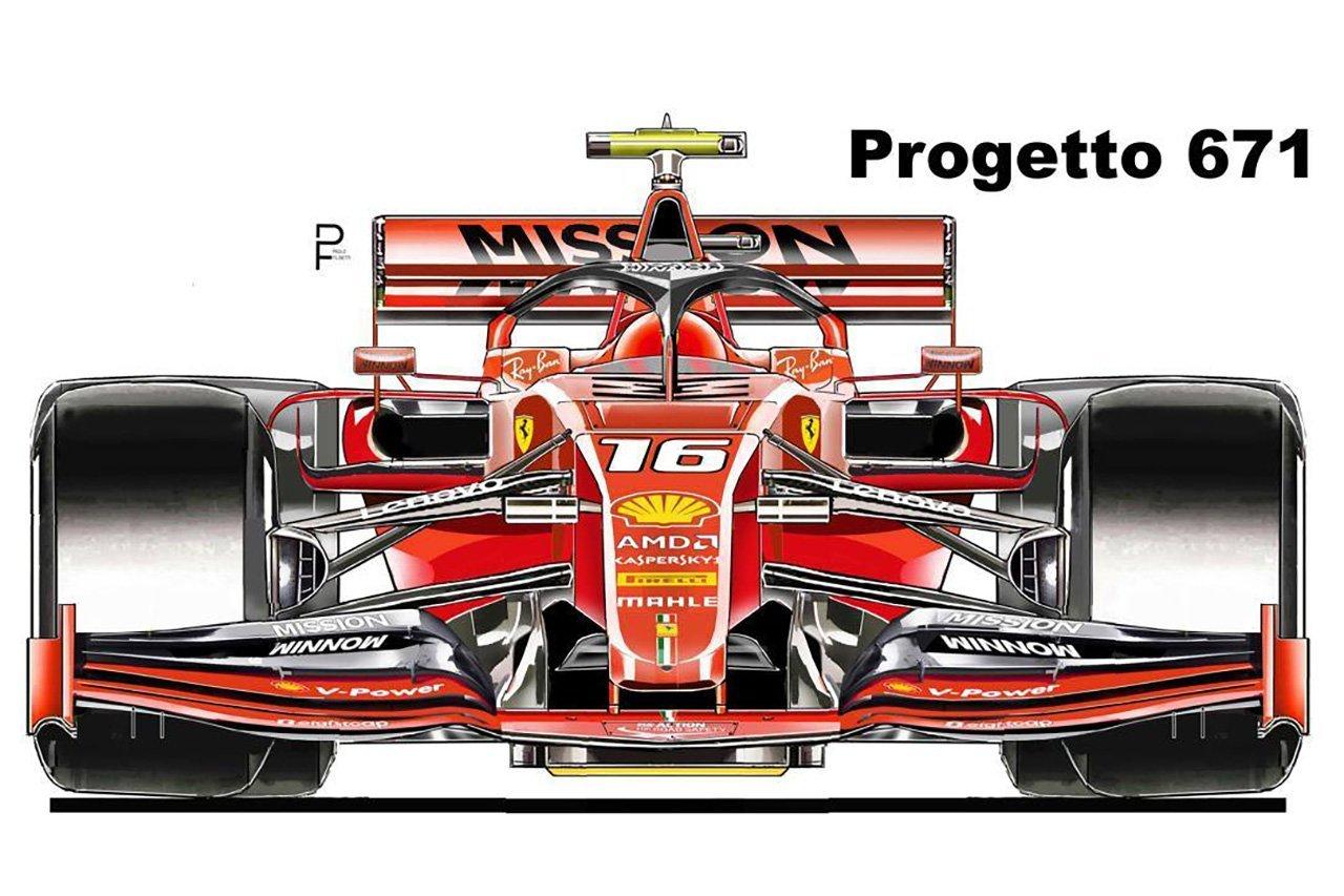 フェラーリ、2020年F1マシンはベッテルのスタイルに沿って設計