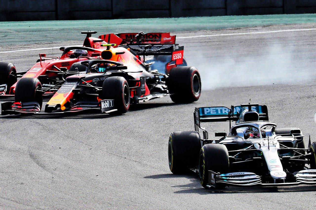 メルセデスF1 「今季はレッドブル・ホンダとフェラーリとの接戦になる」