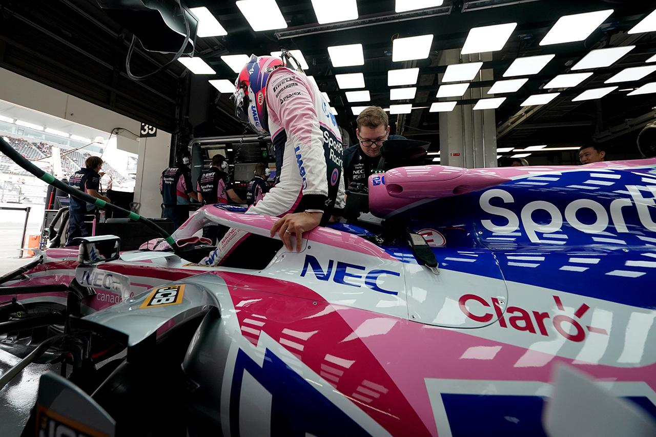 NEC、レーシング・ポイントF1チームとのスポンサー契約を終了