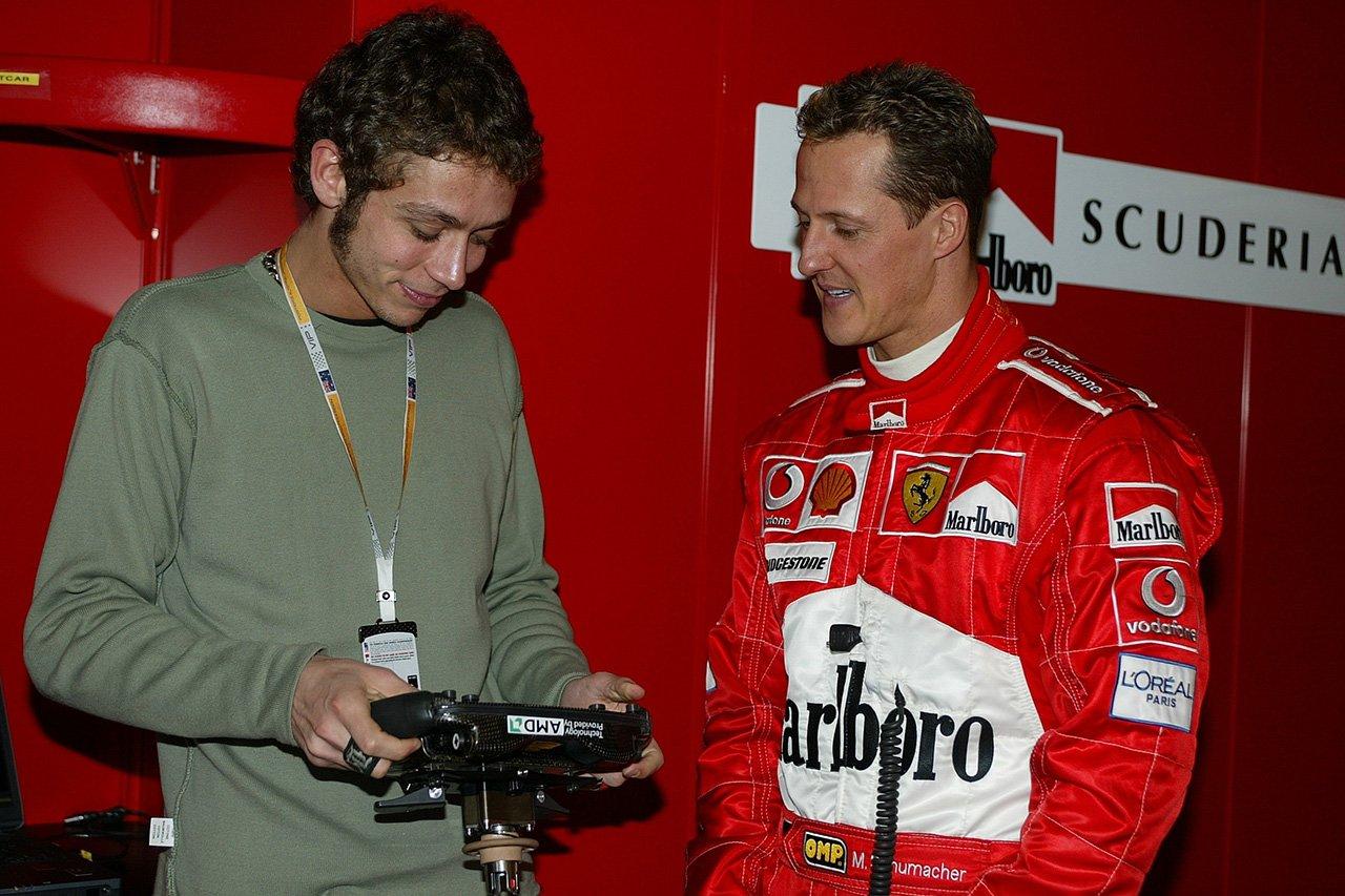 バレンティーノ・ロッシ「フェラーリのF1テストドライバーをオファーされた」