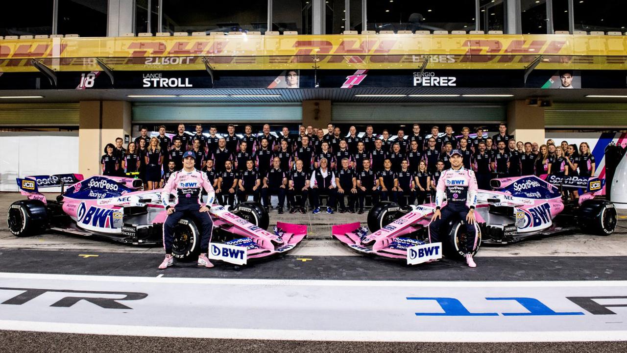 レーシング・ポイントF1チーム