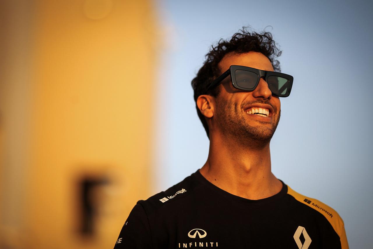 ダニエル・リカルド、フェラーリ移籍の噂も「2021年の交渉はまだ」