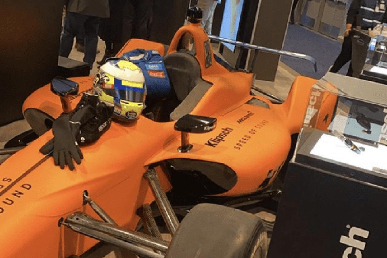 マクラーレン、2020年F1マシン『MCL35』は艶消し塗装を採用?