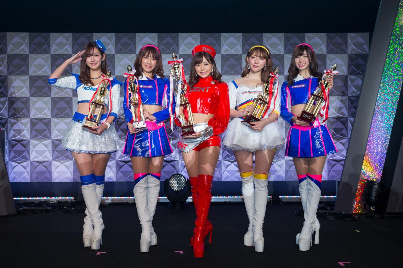日本レースクイーン大賞 2019