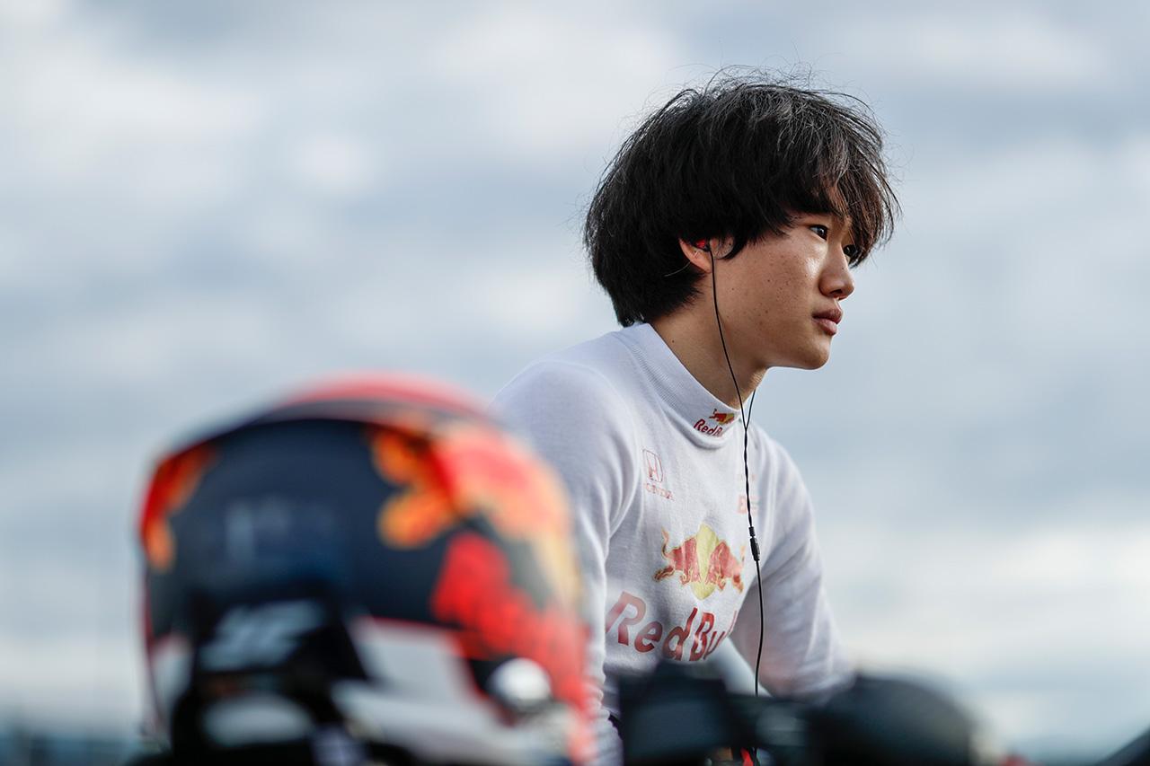 レッドブルF1、F2参戦の角田裕毅に厳しい課題 「ランキング4位以内」